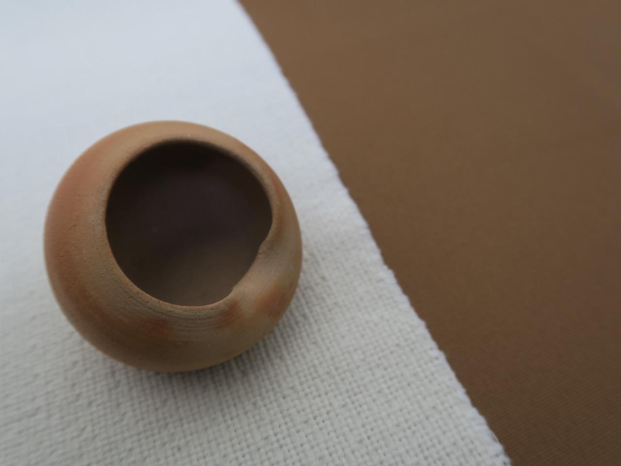 Small Clay Ashtray