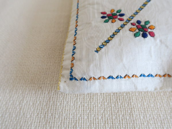 Close up - Fulani embroidery - Hancraft from Niger