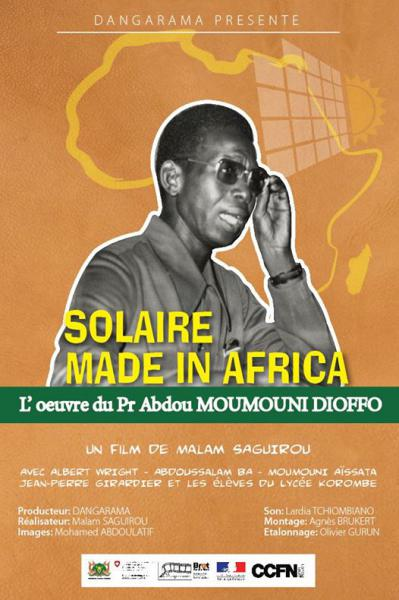Solaire Made In Africa - Documentaire 2017