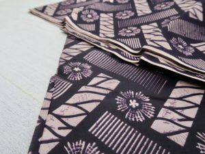 Wax fabric from Ivory Coast - Africa Blooming Shop
