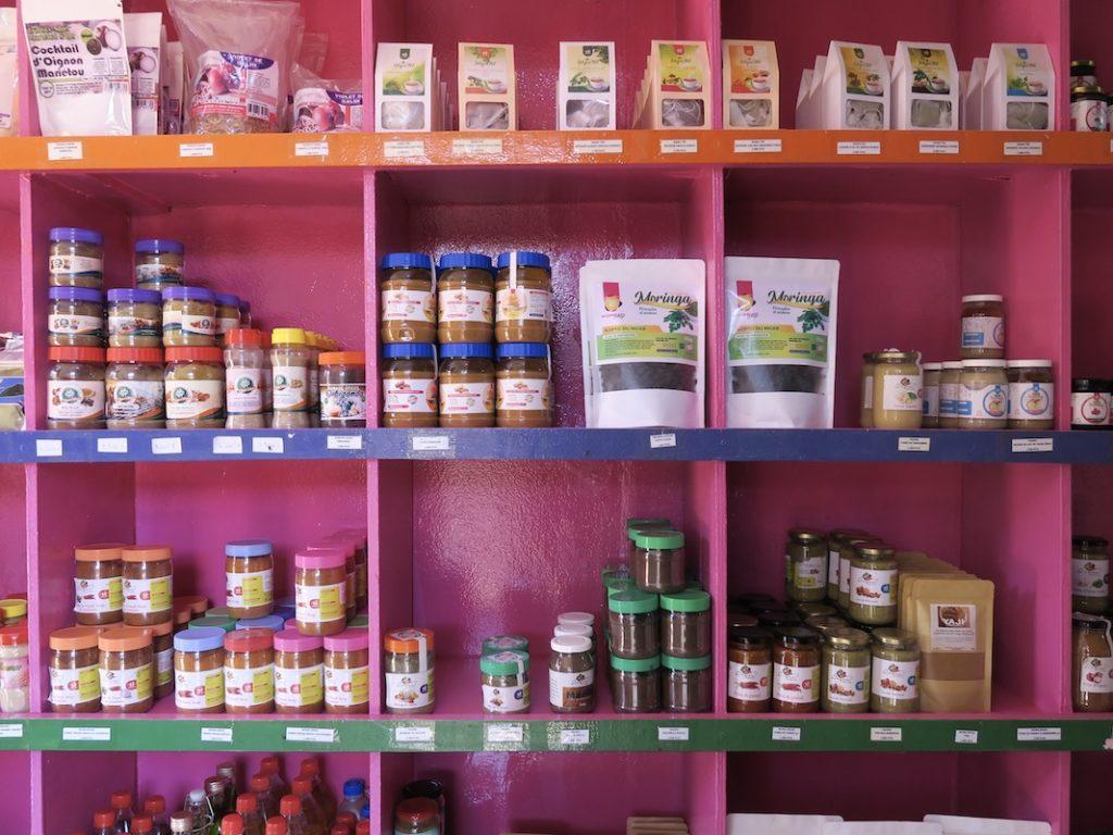 Nigerielles Shop - Niamey