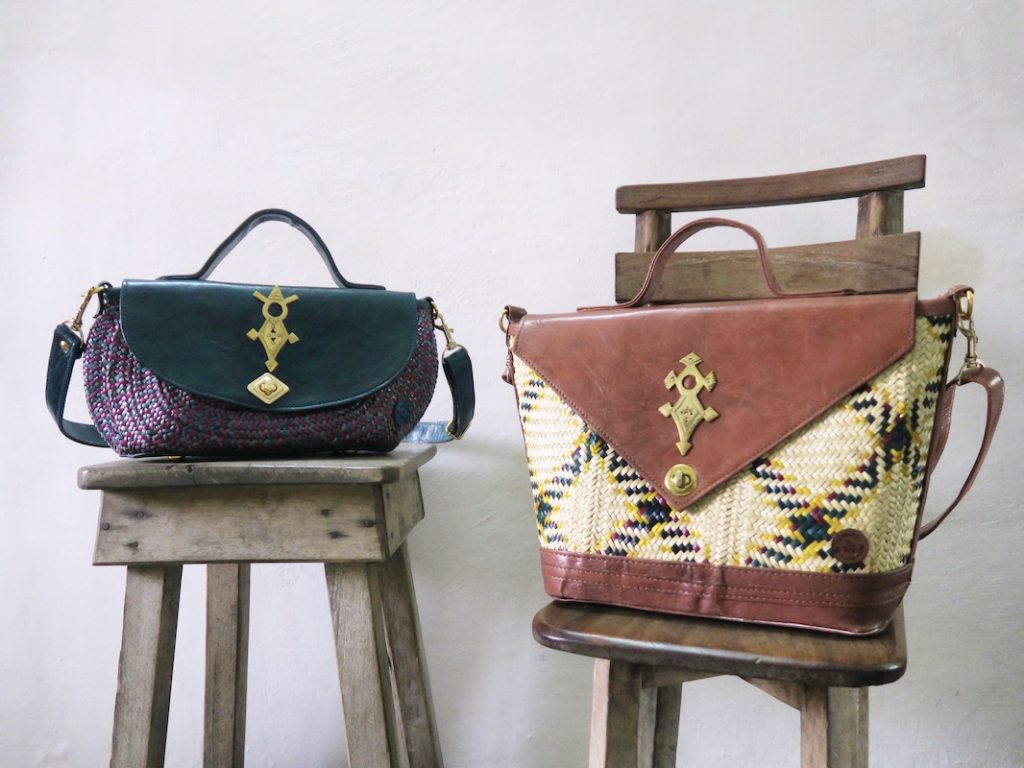 Zamany Accessory - Bags made in Niger
